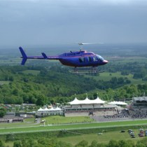 Goodwood Gallop Helicopter Experience