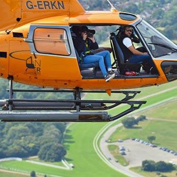 Open Door Photography Flight Over London