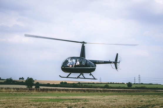 R44 Helicopter Trial Lesson