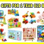 22 Best Gifts For 1 Year Old Boy And Girl In 2020 Top