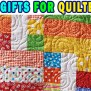 26 Mind Blowing Gifts For Quilters In 2019 Best Quilt