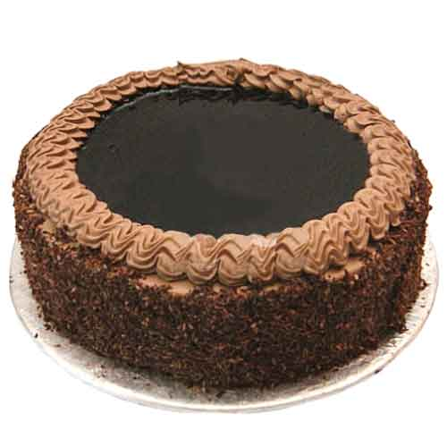 Send Chocolate Fudge Cake From PC Hotel To Pakistan