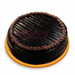 Send Chocolate Fudge Cake From United King To Pakistan
