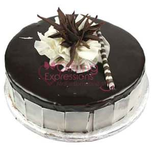 Send Chocolate Fudge Cake From Marriott Hotel To Pakistan