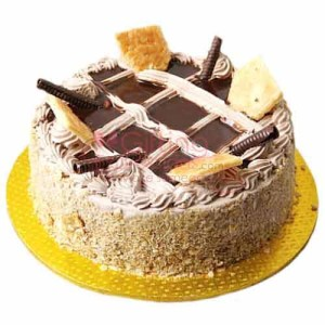 Send Chocolate Waffer Mousse Cake From Tehzeeb To Pakistan
