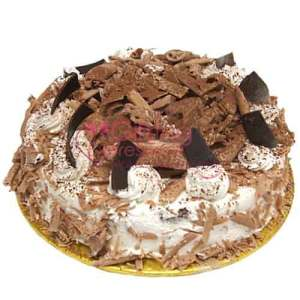 Send Black Forest Cake From Serena Hotel To Pakistan