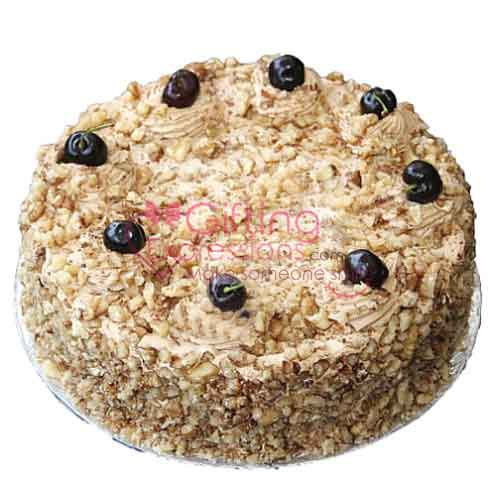 Send Coffee Cake From Pearl Continental Hotel To Pakistan