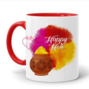 Send Holi Mugs To Pakistan