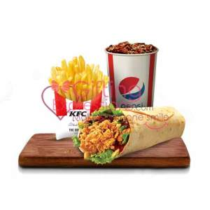 Send KFC Deal To Pakistan