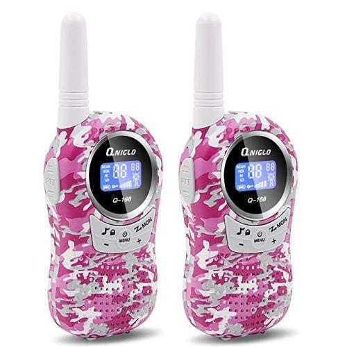 qniglo walkie talkie