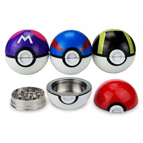 great ball tobacco and herb grinder with catcher