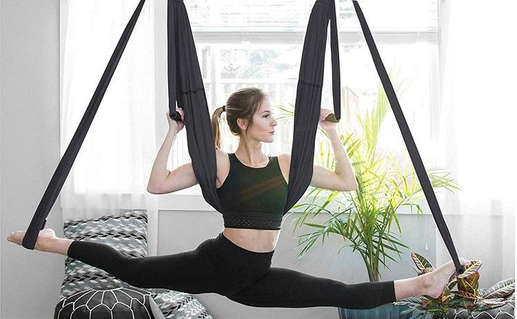 Best Yoga Aerial Swing Set