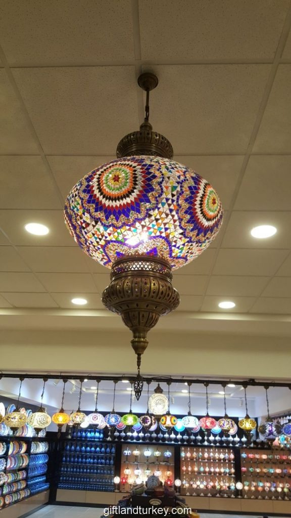 Wholesale mosaic lamp