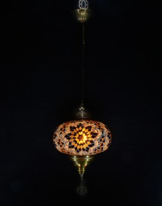 SINGLE CHAIN OVAL HANGING LAMP (11)
