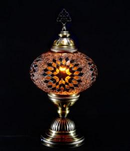 TABLE MOSAIC LAMP