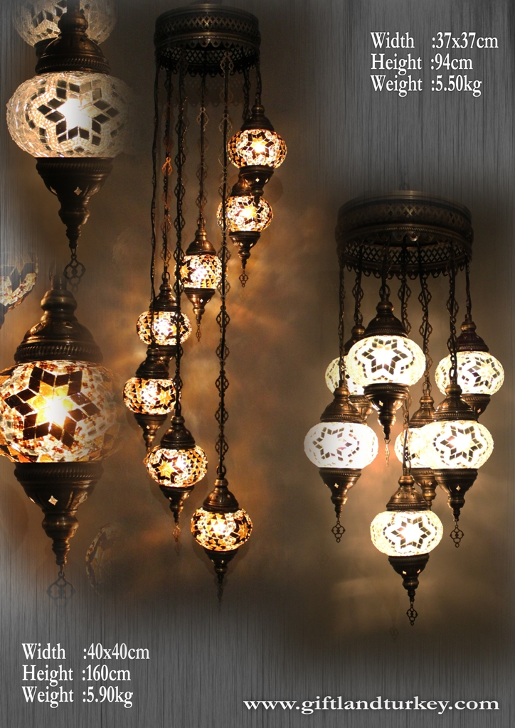 2018 Turkish Pendant Lights