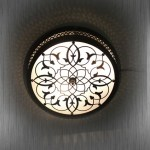 Round Wall Lamp Model
