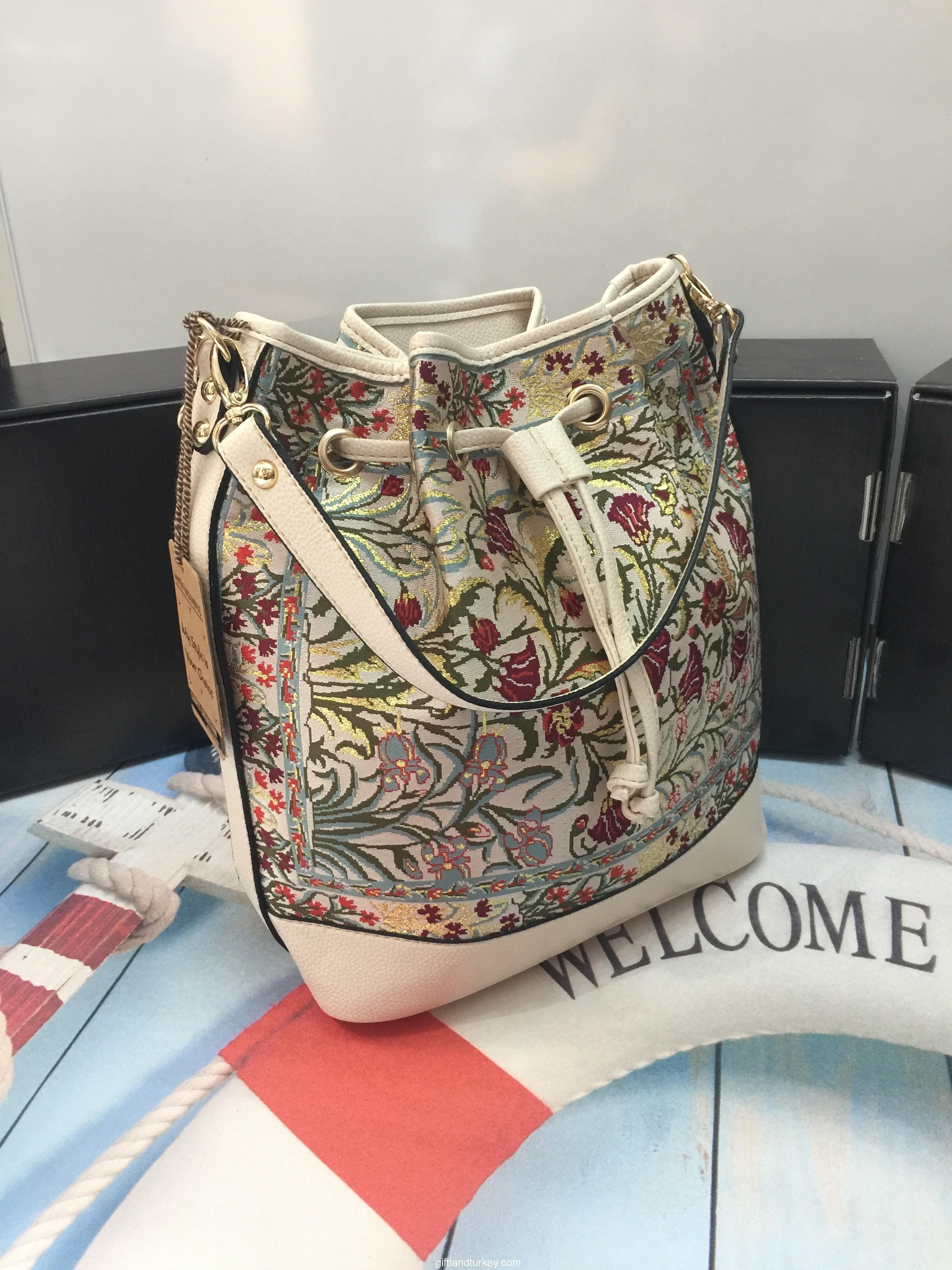 Turkish Traditional Carpet Design Hand Bag