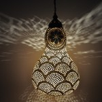 Turkish pendant light shades