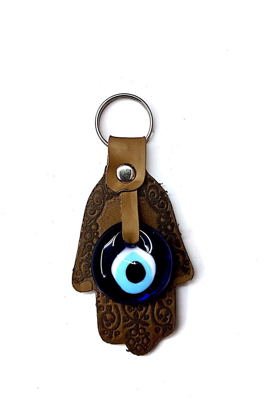 Mosaic Lamp 2018 Turkish Evil Eye Keychain
