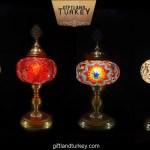 Mosaic Lamp Table Light Size 5