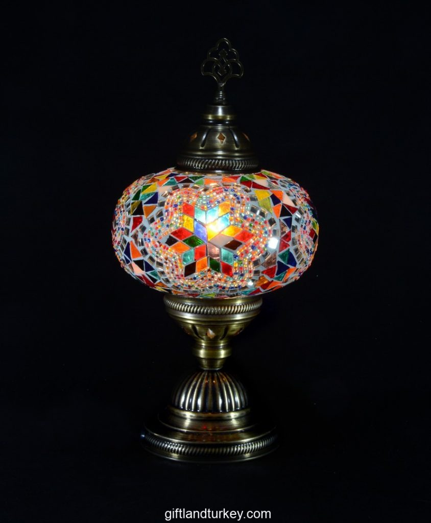 Albenia mosaic lamp wholesale