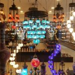 turkish lamp store