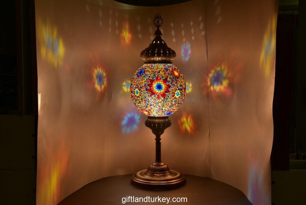 TURKISH MOSAIC LAMP AND MOSAIC LAMPS