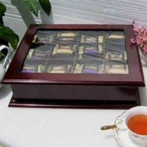 Tea Chest Gift for Tea Lovers