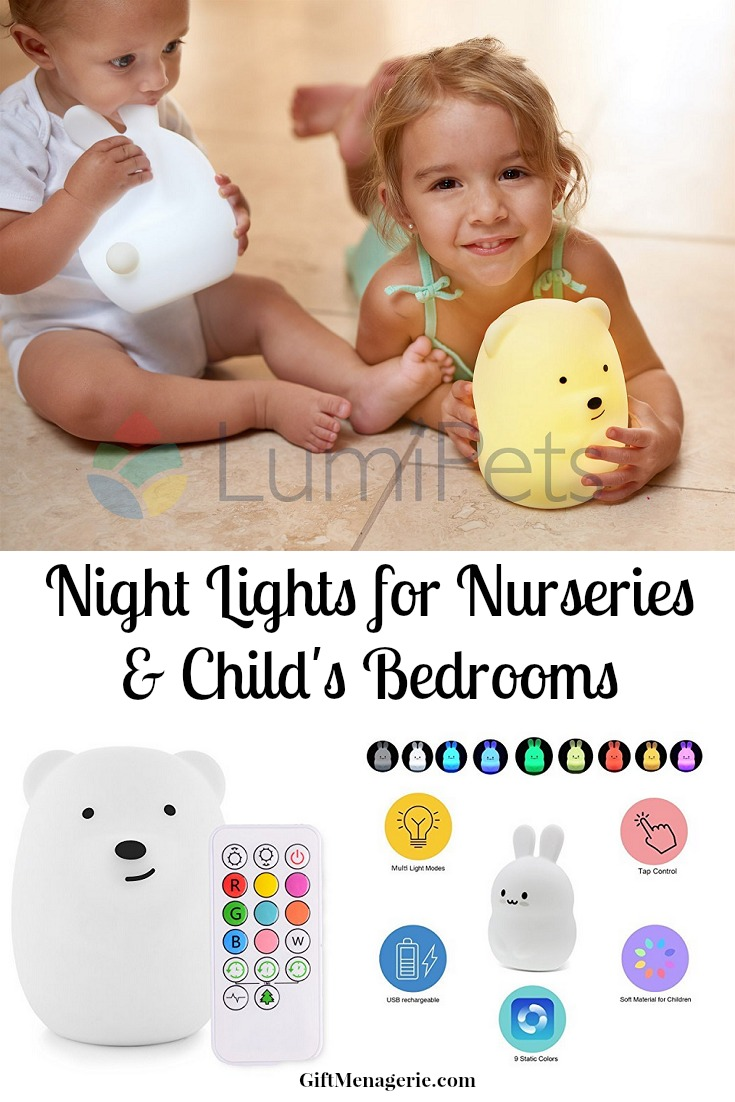 Night Lights for Babies, Toddlers and Kids
