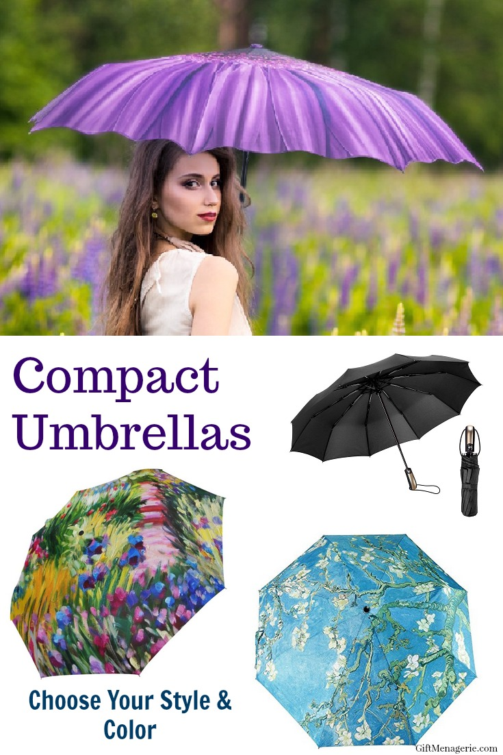 Easy Carry Compact Umbrellas