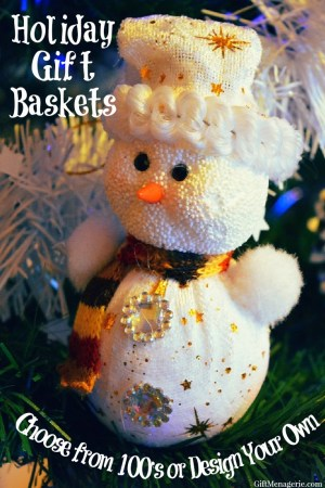 Christmas Gift Baskets - Premade or Design Your Own