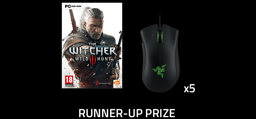 The Witcher Wild Hunt Giveaway2