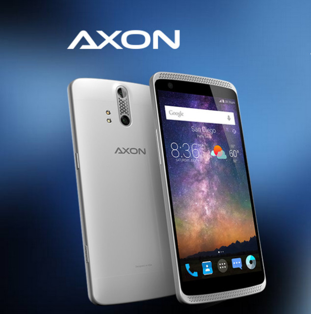 BGR Giveaway Win an Unreleased Axon Smartphone USA