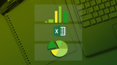 Free Udemy Course on Excel Charts - Turbo Charge Your Excel Reports Pic