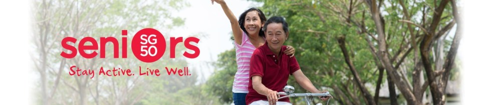 $50 SG50 Seniors Public Transport Voucher