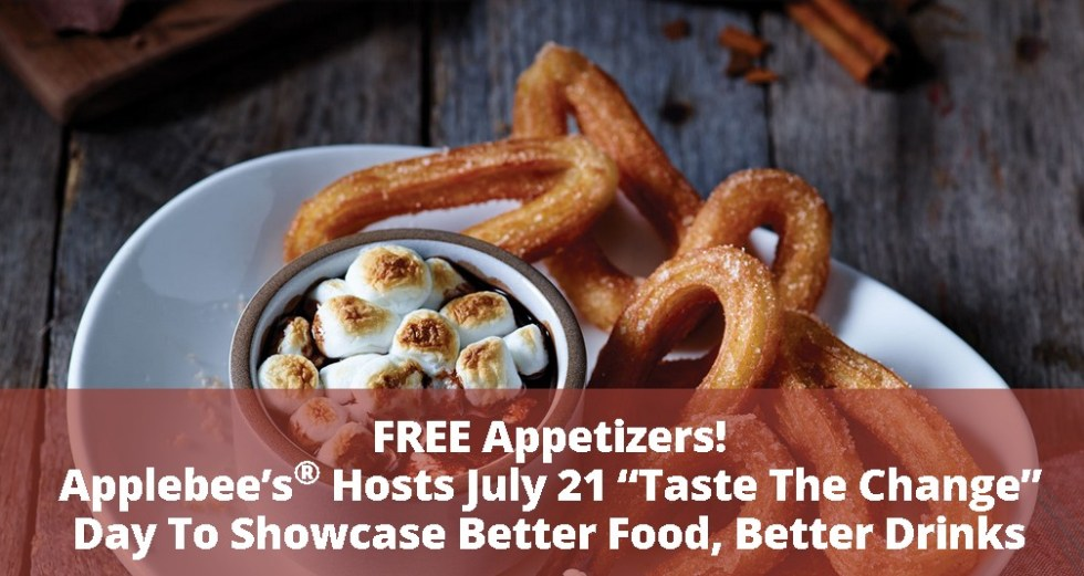 Applebee's giving away 2 million free appetizers today (2)
