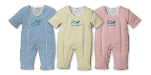 Celebrity Baby Scoop Giveaway The Magic Sleepsuit®