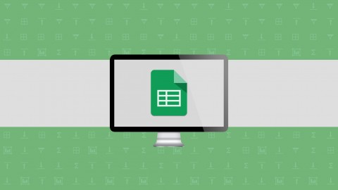 Free Udemy Course on Google Sheets - beginner intermediate training  Pic