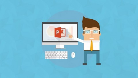 Free Udemy Course on How to Deliver a PowerPoint Presentation Pic