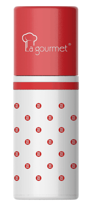 La Gourmet Exclusive SG50 Lipstick Thermal Flask Giveaway