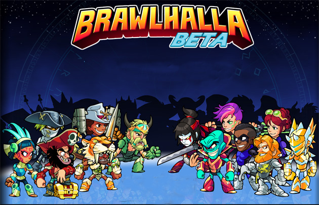 Brawlhalla Closed Beta Key Giveaway at Alien Ware Arena