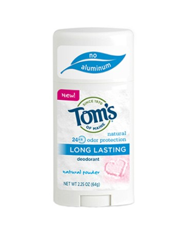 FREE Tom's of Maine Long Lasting Deodorant in Natural Powder at Allure USA