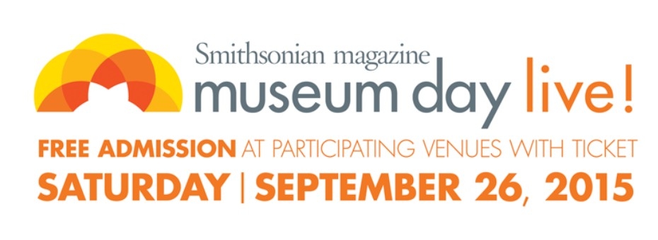 Free Museum Day Live! by Smithsonian Magazine USA