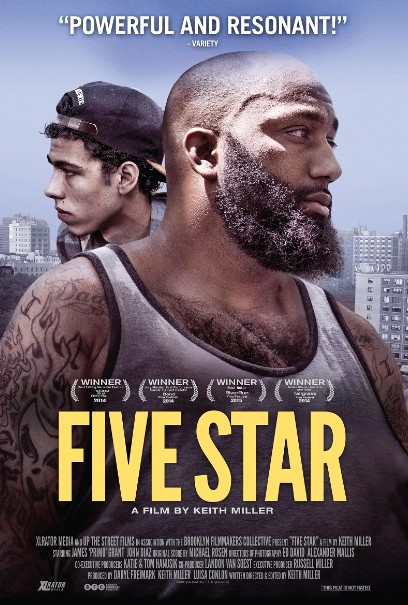 Indiewire DVD Giveaway - Win a Copy of Award-Winning, Compelling Drama 'Five Star'