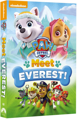 The Rock Father USA Giveaway - PAW Patrol Meet Everest on DVD!