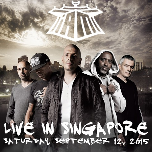 WIN French legends IAM concert at So Chic French Guide Singapore