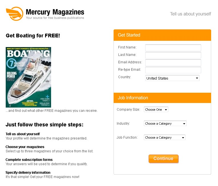 Get Boating Magazine for FREE! (2)
