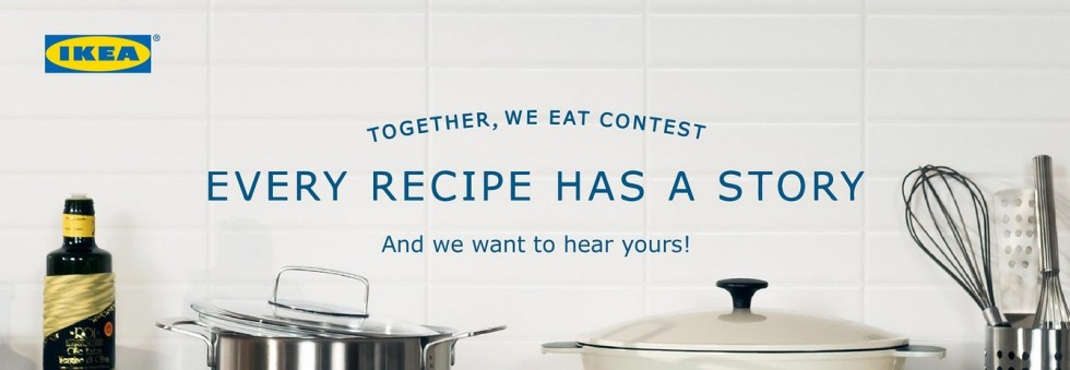 IKEA USA Together, We Eat Contest