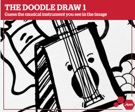 Jem Singapore Contest The Doodle Draw 1